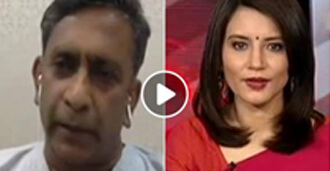 Prof Rela shares his views on Second Sero Survey with NDTV
