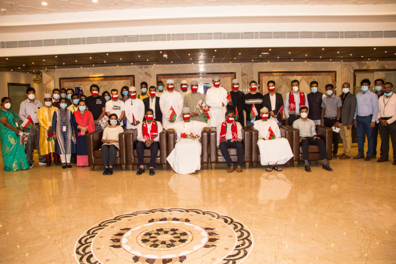 Oman National Day Celebrations