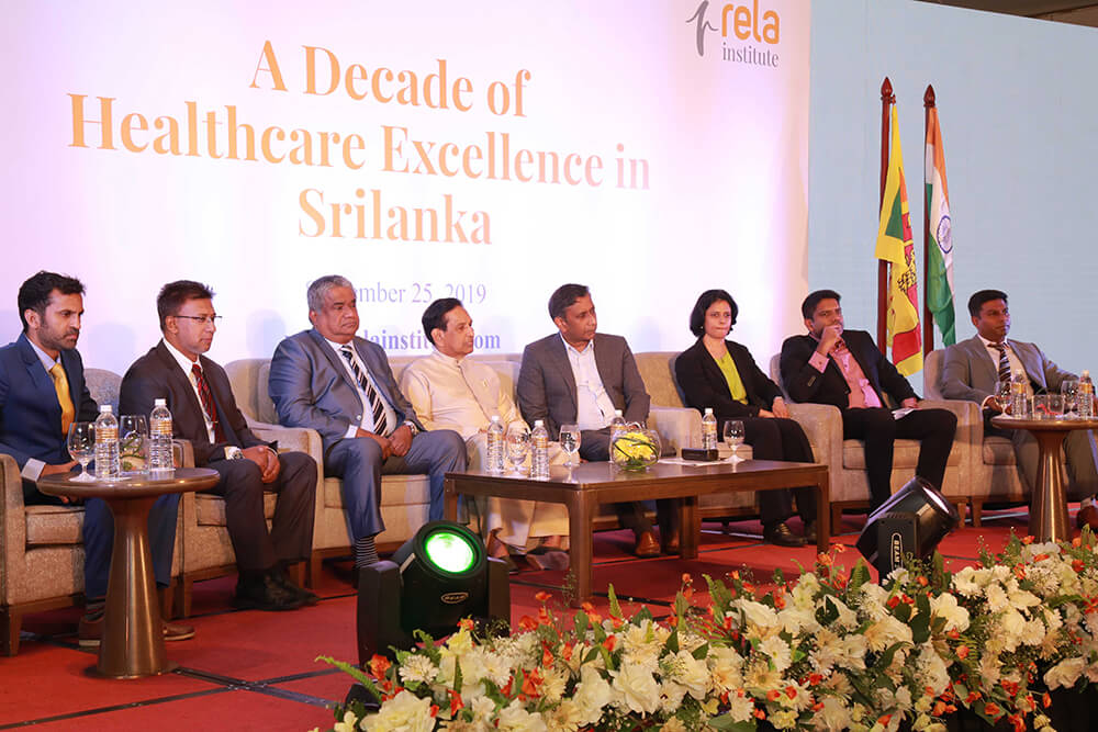 RIMC - Celebrates 10 years of Clinical Excellence with Sri Lankan patients